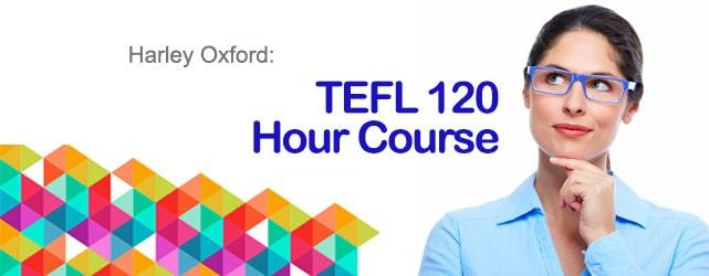 TEFL 120 Hour